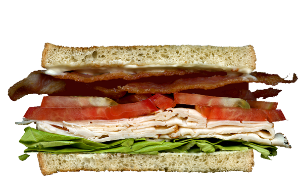 Hungry? Click the Sandwich...get in touch!